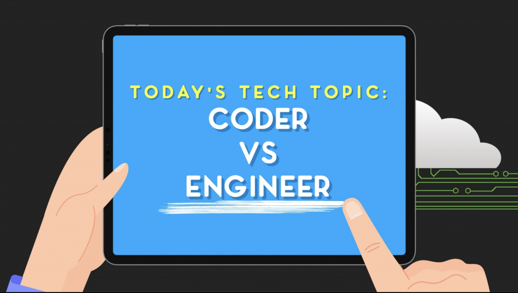 """INSPIRED"" by the Minute: Coder vs. Engineer"
